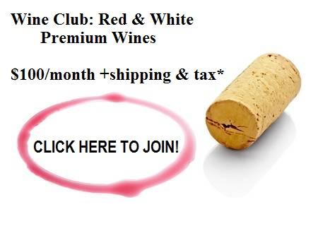 Premium red & white $100